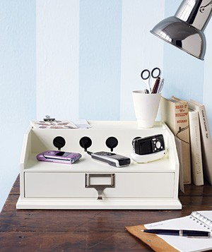 Pottery Barn Bedford Smart Recharge Station