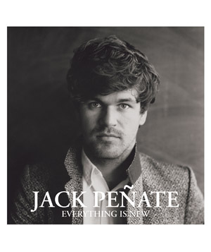 """""""Everything is New"""" album by Jack Penate"""