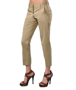Theory Zenis Cropped Pants