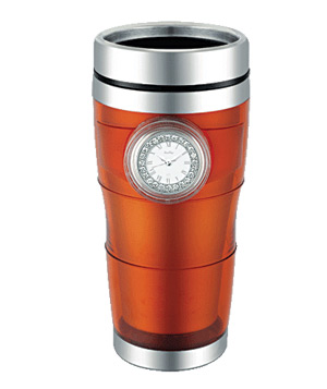 TimeMug Original Collection Modern Timepiece Mug