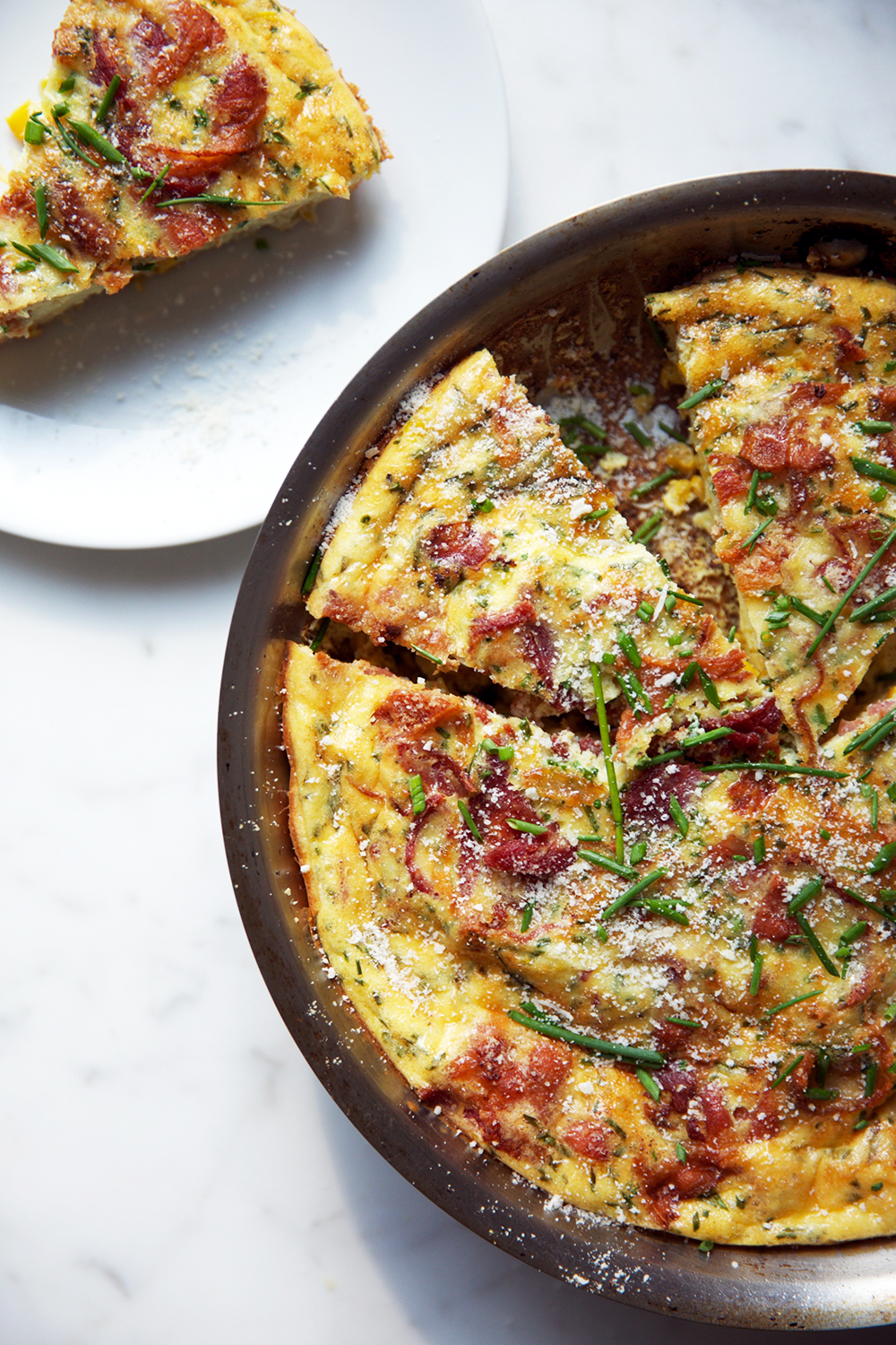 Hearty Corn Frittata