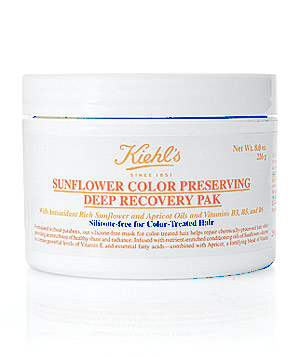 Kiehl's Sunflower Color Preserving Deep Recoverery Pak