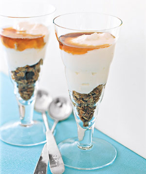 Yogurt and Granola Parfait