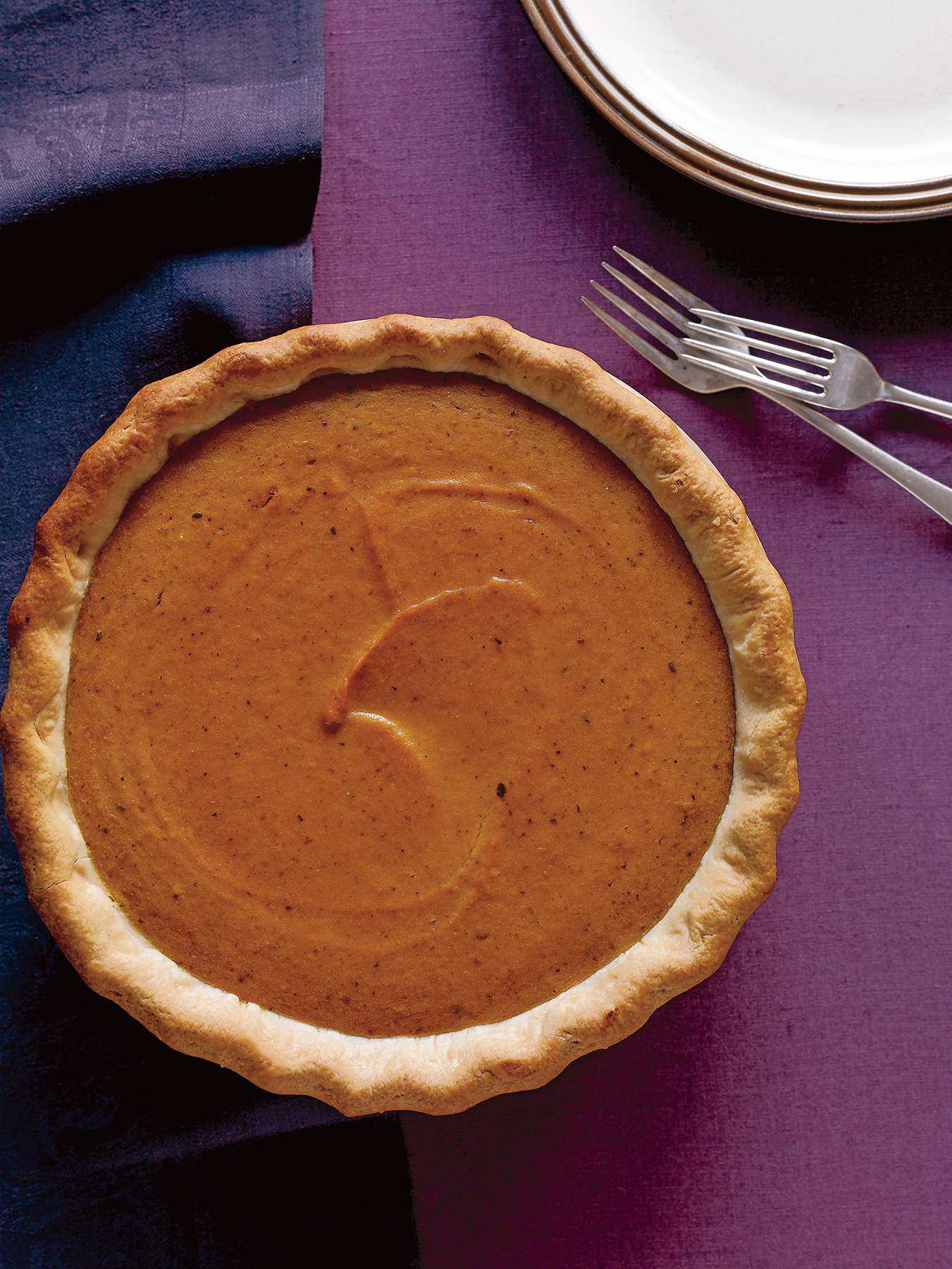 Our Maple Pumpkin Pie Recipe Is Peak Fall Dessert Perfection
