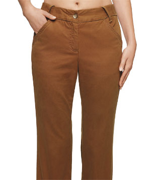 Lands' End chinos