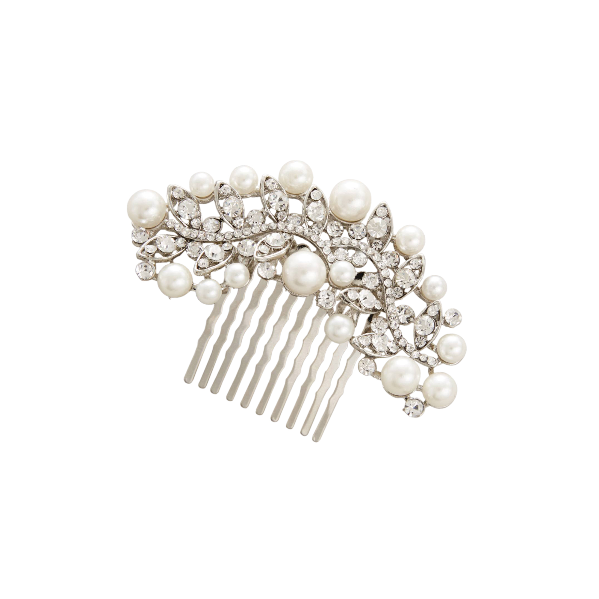 Anthropologie Pearled Majalis Comb
