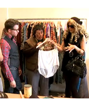 """""""The Rachel Zoe Project"""" from Funny or Die"""