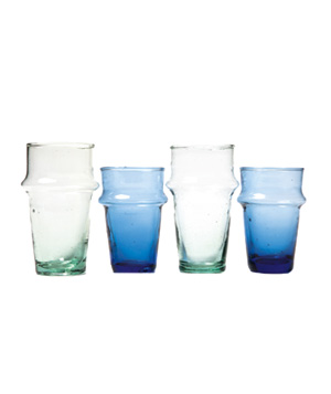 Recycled glasses