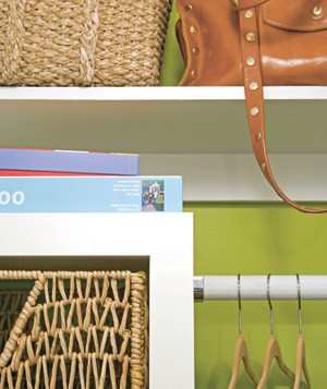 Why It's So Hard to Keep an Entry Closet Neat
