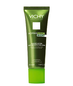 Vichy Normaderm Night Daily Corrective Care for Oily Skin
