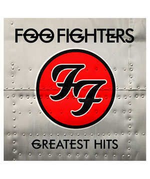 """Foo Fighters Greatest Hits"" album"