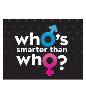 Trivial Pursuit Experiment:  Who's smarter: men or women?