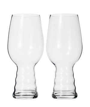 Riedel O Red & White tumblers