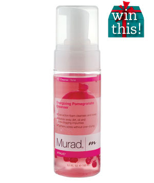 Murad Energizing Pomegranate Cleansers