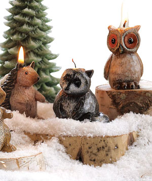 Woodland Creatures by Pottery Barn