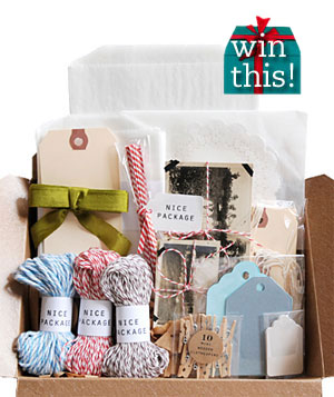 Total Package Winter Essentials Kits by Nice Package