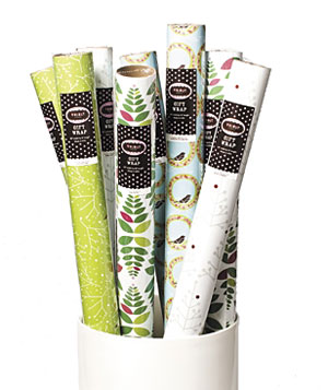 Rolled Wrap Collection by Whimsy Press