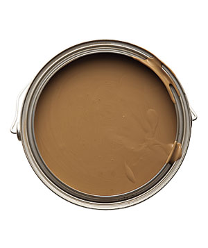 Best Dark Brown for a Bedroom