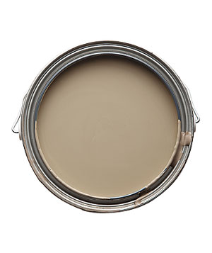 Paint from the Flax collection in Cappuccino