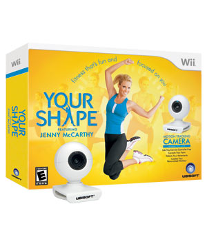 Work Out With Your Shape Featuring Jenny McCarthy