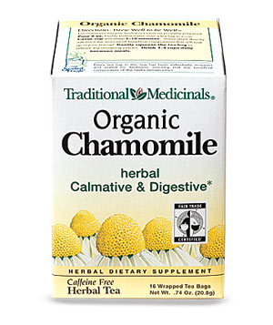 Traditional Medicinals Organic Chamomile