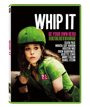 """Whip It"" on DVD"