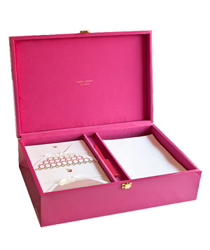 Gold Label Correspondence Set Stationary by Sugar Paper