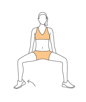 Move 1: Full-Leg Contraction