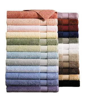 Classic Collection bath towels by Charter Club
