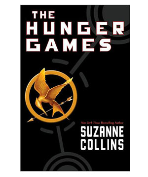 """""""The Hunger Games,"""" by Suzanne Collins"""