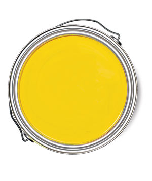 Best Yellow for a Piece of Furniture