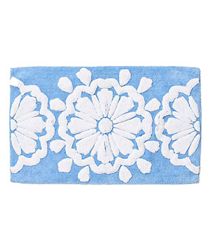 Head-Over-Heels bath mat by Anthropologie