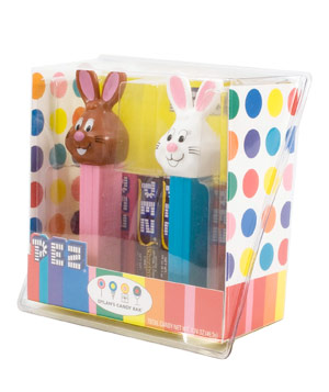 Dylan's Candy Bar Bunny PEZ Dispensers