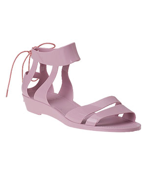 Jelly Gladiator Sandal by See by Chloe