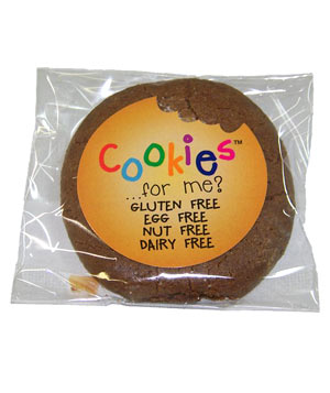 Cookies… for me? Ginger Spice Cookie