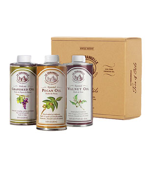 La Tourangelle Trio of Oils
