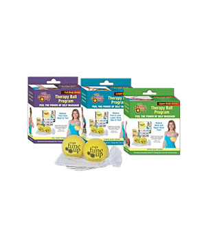 Yoga Tune Up Therapy Ball System
