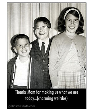 Free Spirit Mother's Day E-card