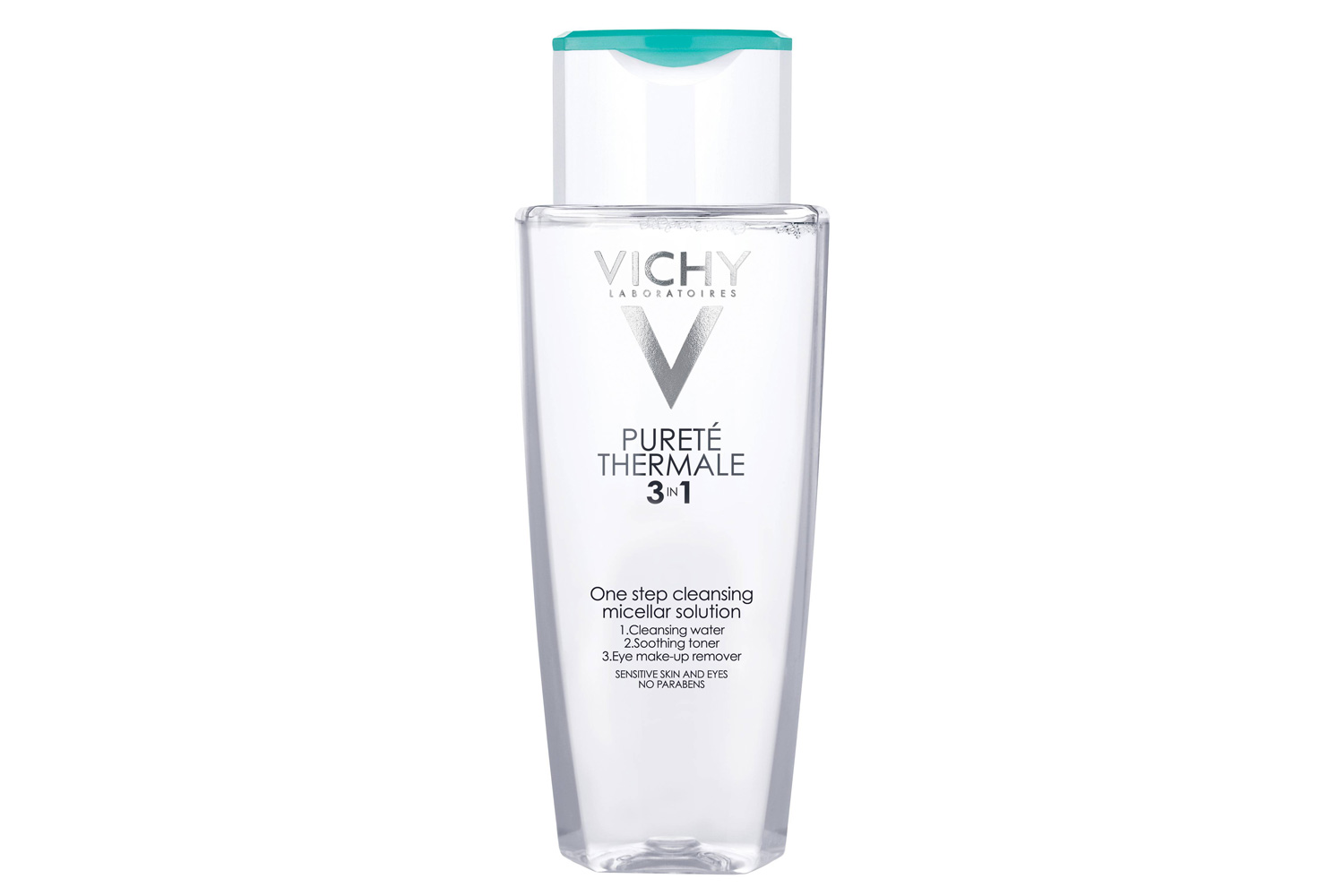 Vichy Purete Thermale Calming Cleansing Solution