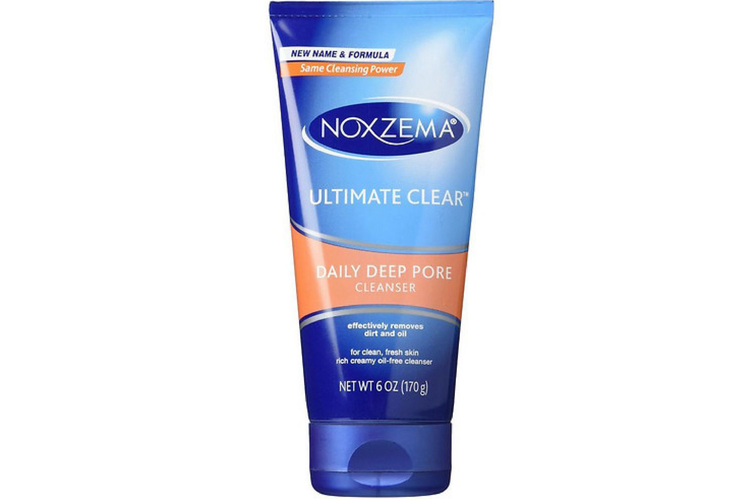Noxzema Triple Clean Anti-Bacterial Lathering Cleanser
