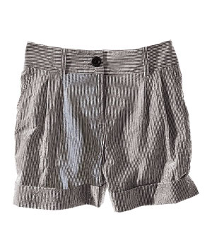 Ali Ro cotton-blend shorts