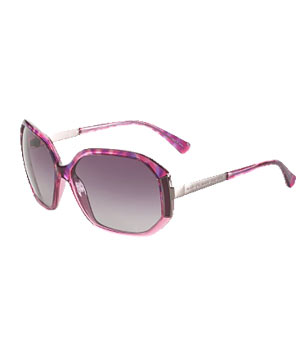 Plastic Octagon Sunglasses by Marc by Marc Jacobs