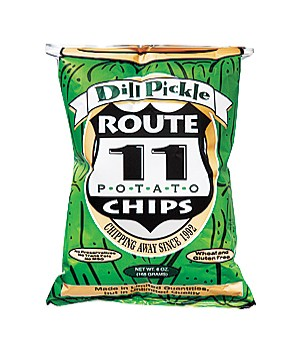 Route 11 Dill Pickle Potato Chips