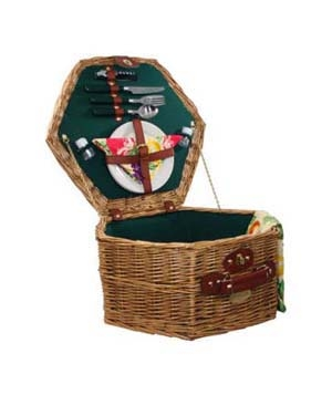 Hexcited Picnic Basket