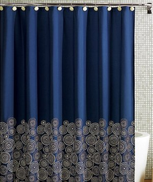 Royale shower curtain by home trends