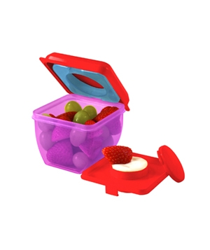 Kids container dipper