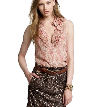 Paisley Cami by J. Crew