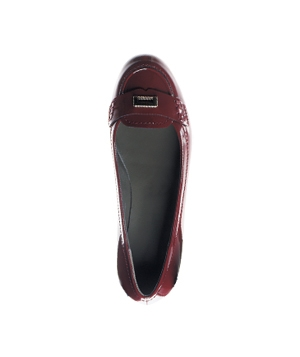 Bruno Magli Patent-Leather Loafers