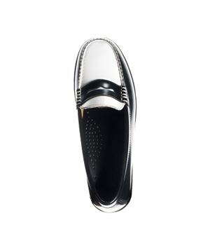 G.H. Bass & Co. Leather Loafers