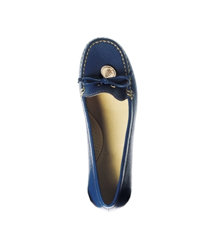 Hush Puppies Leather Loafers